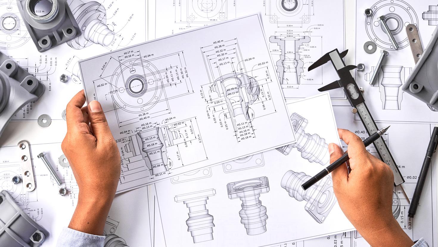 機械エンジニア